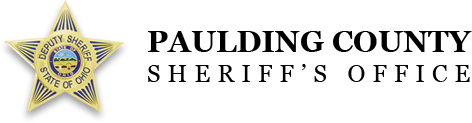 Paulding County Sheriff Logo